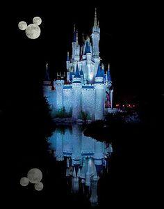 Cinderella's Castle ☆ Walt Disney World, Florida, USA Disney Parks, Walt Disney World, Disney Nerd, Arte Disney, Disney Theme, Disney Love, Disney Pixar, Disney Style, Hades Disney