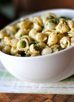 Pesto Pasta Salad – Eat Your Veggies!  Pasta Salad with pesto and peas            (adsbygoogle = window.adsbygoogle || []).push({});     This Picture  by  jessicas123    The Recipe can be found  HERE     I do not take credit for this salad recipe or images in this post. What I do accept and recognize is that I found something and brought it you.    Cooking is an expression between art & science. I believe that the more ideas that you can draw from the creative your overall co..