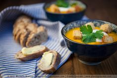 Easy Carrot Soup - The best carrot soup recipe on the web.