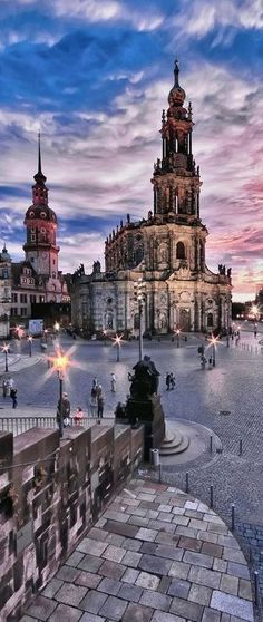 Discover a romantic European getaway in Saxony. | Honeymoons.com pinned by eventsbystephanie.net