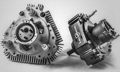 Así es un motor que no necesita líquido ni pistones para funcionar
