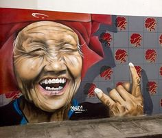 by Cena in Singapore, 2015 (LP)