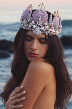Casting Spells Mermaid Crown