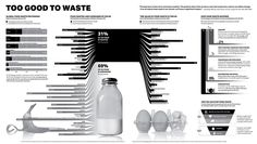 Food Waste America infographic