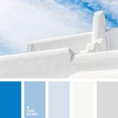 Цветовая палитра №3547