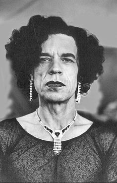 Mme Jagger