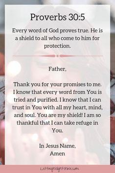 Proverb Scripture.