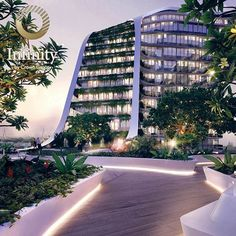 Landscapes of Better Living #Infinity #koichitakadaarchitects #crown_group
