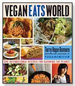 Terry Hope Romero's Artichoke Paella with Chorizo Crumbles // Vegan Eats World