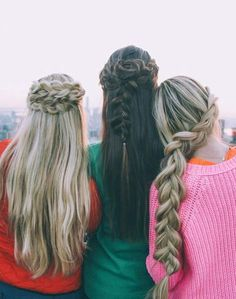 awesome Tresse 2017 : Barefoot Blonde by Amber Fillerup Clark - Good Hair Day, Great Hair, Messy Hairstyles, Pretty Hairstyles, Medium Hair Styles, Long Hair Styles, Barefoot Blonde, Braids For Long Hair, Hair And Beauty