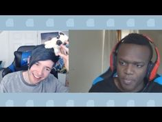 DanTDM Meet JackSepticEye on Omegle (Fan Edit) - YouTube