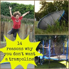 14 Reasons Why People Hate Trampolines - Babble