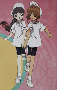 cardcaptor sakura middle school uniforms - Google Search