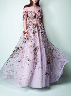 Gown Gorgeous: HOBEIKA   ZsaZsa Bellagio - Like No Other