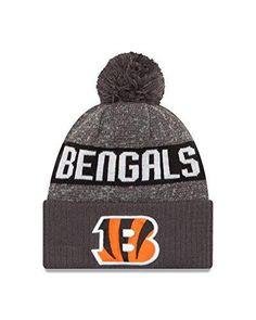 8a2bfd2290229 NFL Cincinnati Bengals 2016 Sport Knit Beanie