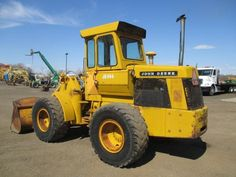 John Deere 644 For Sale (2711224) :: Construction Equipment Guide