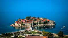 Sveti Stefan Island City - Sveti Stefan now Aman Sveti Stefan including the Villa Miločer.   The resort includes the islet of Sveti Stefan and part of the mainland, where the Villa Miločer part of the resort is located. An Adriatic playground for the rich and famous from the 1960s to the 1980s, the hotel is now a 5-star franchise hotel of the international group of Aman Resorts, completed in 2009 and operating under a 30-year lease. Formerly an island, Sveti Stefan is now connected to the…
