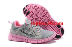 on sale 73c45 f6722 topfree30.com for nikes 50% OFF - Womens Nike Free Powerlines II Gray Pink