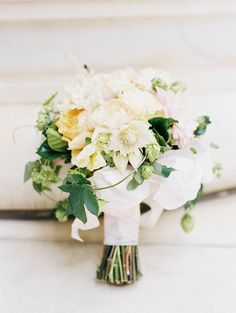 Soft and romantic bouquet
