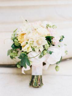 Soft and romantic bouquet