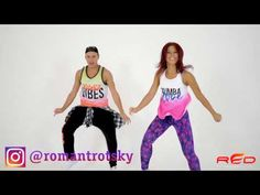 Red Crew - Jump | Zumba Fitness | Mega Mix 57 - YouTube