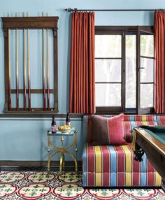 Quadrille On Pinterest China House Beautiful And Editorial