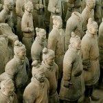 Was mich bei meinem China Reise bestimmt am meisten beeindruckt hat war die Terrakotta Armee in Xijang die mittlerweile zum Unesco Kulturerbe gehört Terracota, Ancient Civilizations, China, Lion Sculpture, Statue, History, Bubbles, Army, Warriors