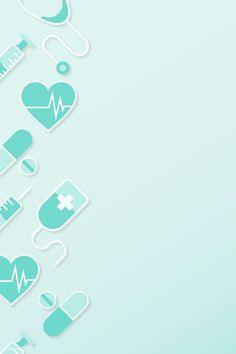 Nursing Wallpaper, Medical Wallpaper, Poster Background Design, Background Patterns, Doctor Vector, Power Point Gratis, Medical Background, Pharmacy Design, Things Under A Microscope