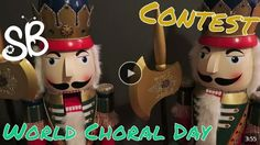 The Social Sisters challenge YOU to do the Nutcracker Challenge! Happy World Choral Day! https://youtu.be/asorAjrL4SE Two posts/chances to win check morn&evening! This week's contest is a $25 iTunes GC! Winner announced 12/12! Good Luck! To win this prize: Follow and like us on all of our social media platforms (click through from website)!  Like this post for entry and let your friends know, so they don't miss out.  For contest rules, see website: https://socialbutterflymagazine.com/