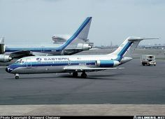 Eastern Airlines McDonnell-Douglas DC-9-14
