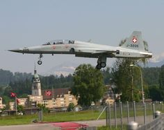 Luftwaffe, Fun Fly, Swiss Air, Old Planes, Military Aircraft, Air Force, Fighter Jets, Aviation, Tiger Ii