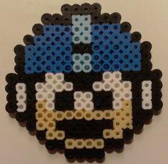 Mega Man Perler Beads by PixelMissy