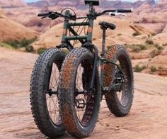 Juggernaut - Electric Fat Tire Off-Road Tricycle