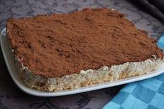 IJstaart van Notenroom en Meringue – Een beetje van zus Meringue, Tiramisu, Ethnic Recipes, Desserts, Food, Merengue, Tailgate Desserts, Deserts, Meals