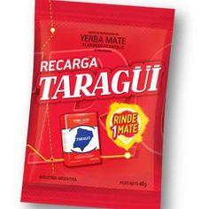 Para tomarte unos mates fuera de casa no hace falta llevar todo el paquete. Recarga Taragüi es la forma más práctica de disfrutar de unos mates donde y cuando quieras!