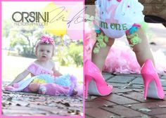 1st birthday photo shoot ideas   Uploaded to Pinterest