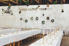 Rustic Chic South African Warehouse Wedding at Blue Bird Garage Warehouse Wedding, Wedding Decorations, Table Decorations, Destination Weddings, Rustic Chic, Cape Town, Blue Bird, South Africa, Our Wedding