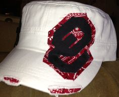 OU cadet hat