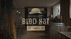 Blød Hat restaurant downtown Copenhagen in cozy semi pedestrian street - live jazz every night 19-22