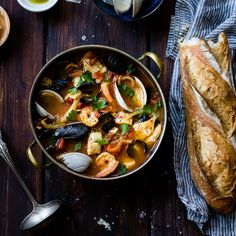 1000+ images about Seafood on Pinterest | Mussels marinara, Rhubarb ...
