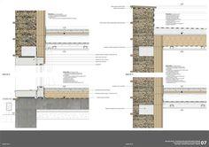 Wand- und Bodenaufbau im Detail