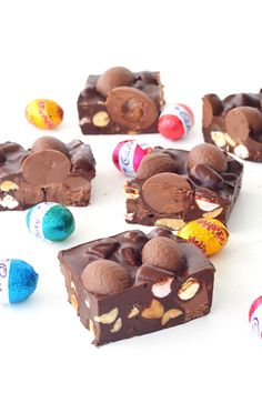 Amazing Easter Egg Rocky Road