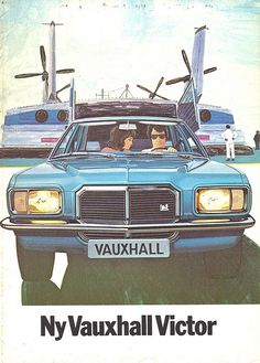 1972 Vauxhall Victor (Indian would be able to associate this car to HM Contessa Classic)