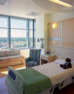 Gallery Of Pediatric Emergency Department At Providence
