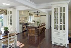 Traditional Kitchen - traditional - kitchen - vancouver - Old World Kitchens & Custom Cabinets