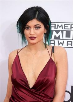 Kylie Jenner's lips are a phenomenon.