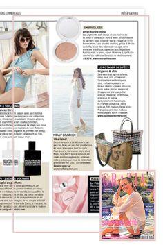 Magazine Grazia - France - Juin 2017 - Molly Bracken Spring Summer 2017 #grazia - Webdesign Template