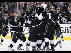 Los Angeles Kings/New York Rangers Game 1 Montage - 2014 Stanley Cup Finals