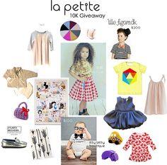 10k La Petite Giveaway by Kenziepoo, via Flickr