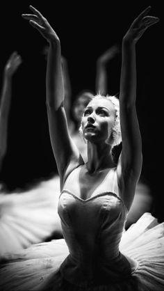 A ballerina's life